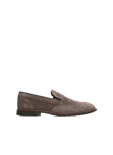 Divarese 5023300 Süet Erkek Ayakkabı Vizon